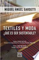 Textiles y Moda