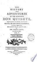 The History and Adventures of the Renowned Don Quixote,5