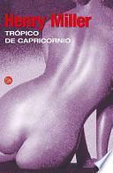 Tropico de Capricornio / Tropic of Capricorn