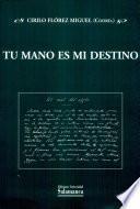 Tu mano es mi destino. Congreso internacional Miguel de Unamuno