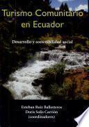 Turismo comunitario en Ecuador