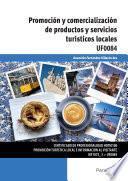 UF0084 - Comercialización de productos y servicios turísticos locales
