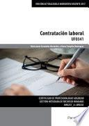 UF0341 - Contratación laboral