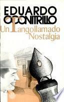 Un tango llamado nostalgia