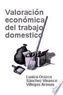 Valoración económica del trabajo doméstico
