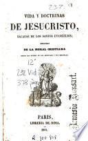 Vida y doctrinas de Jesucristo