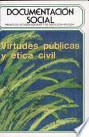 Virtudes pblicas y tica civil
