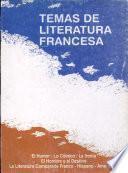 XI Jornadas Nacionales de Literatura Francesa