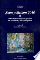 Zoon politikon 2010